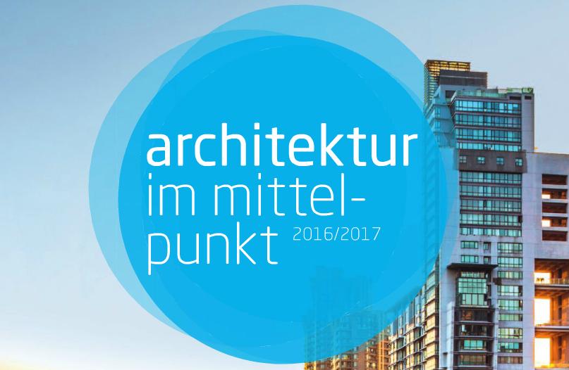 Architektur im Mittelpunkt