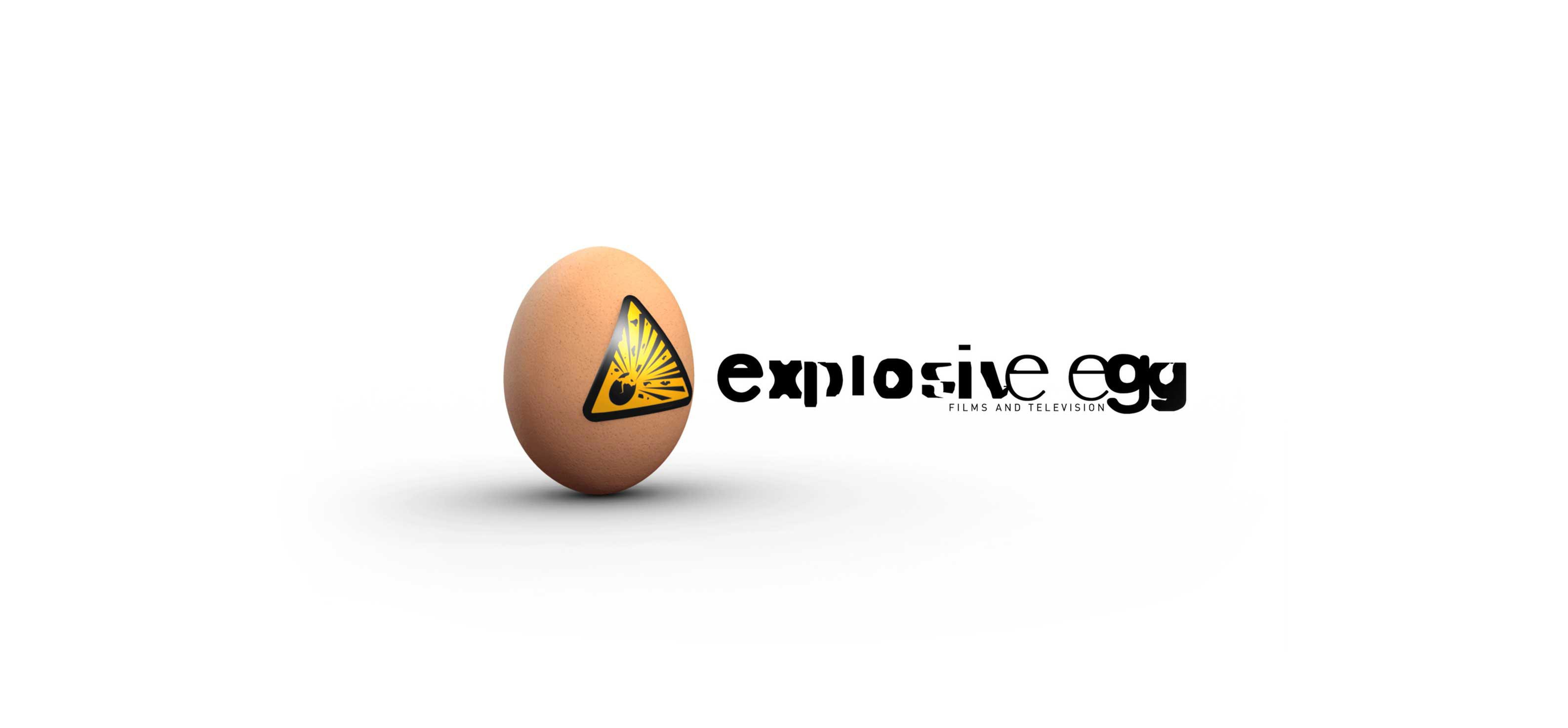 explosive egg films and television