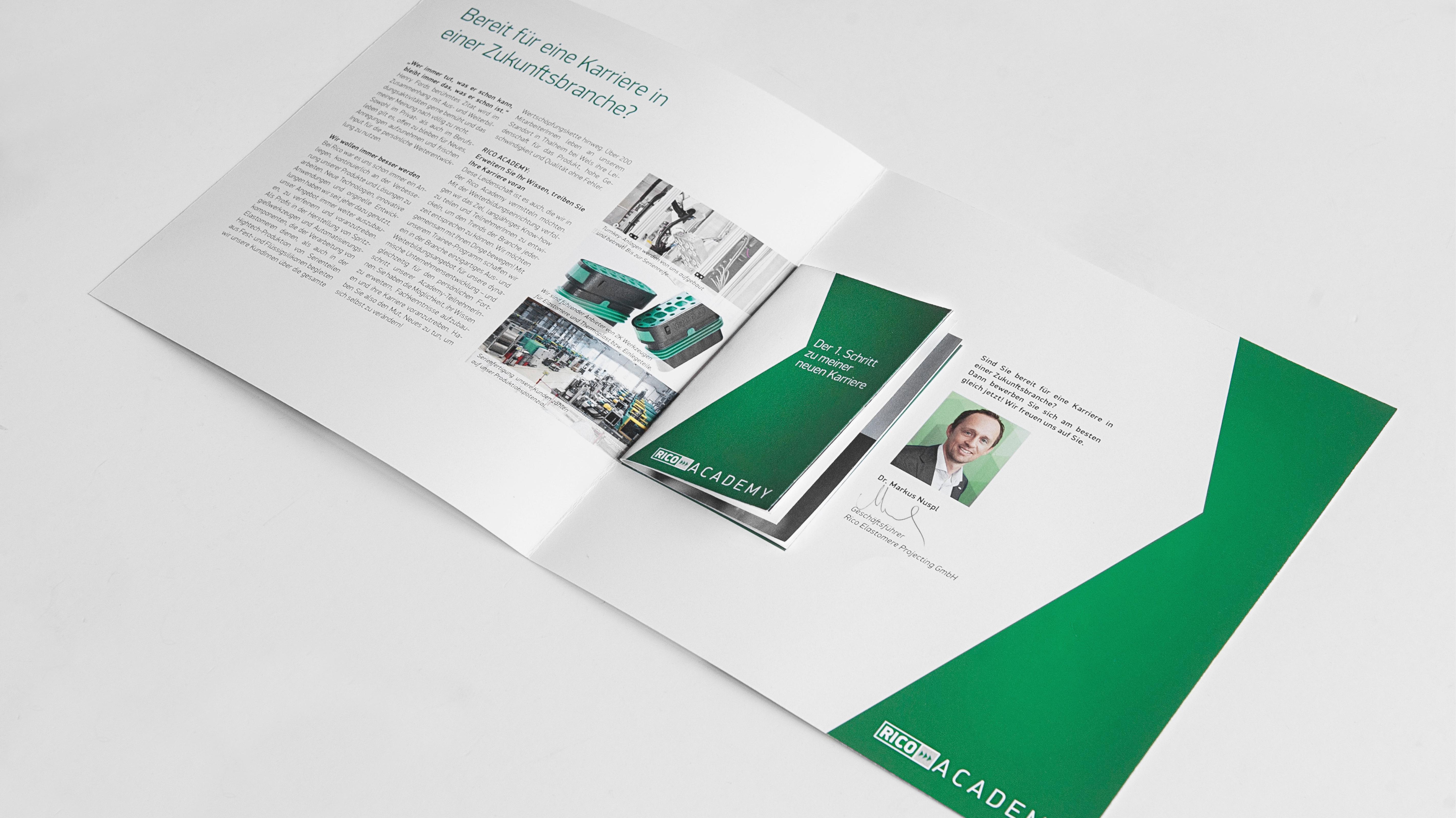 Rico Academy - SPS MARKETING GmbH ❉ Firmenverzeichnis ❉ medianet.at